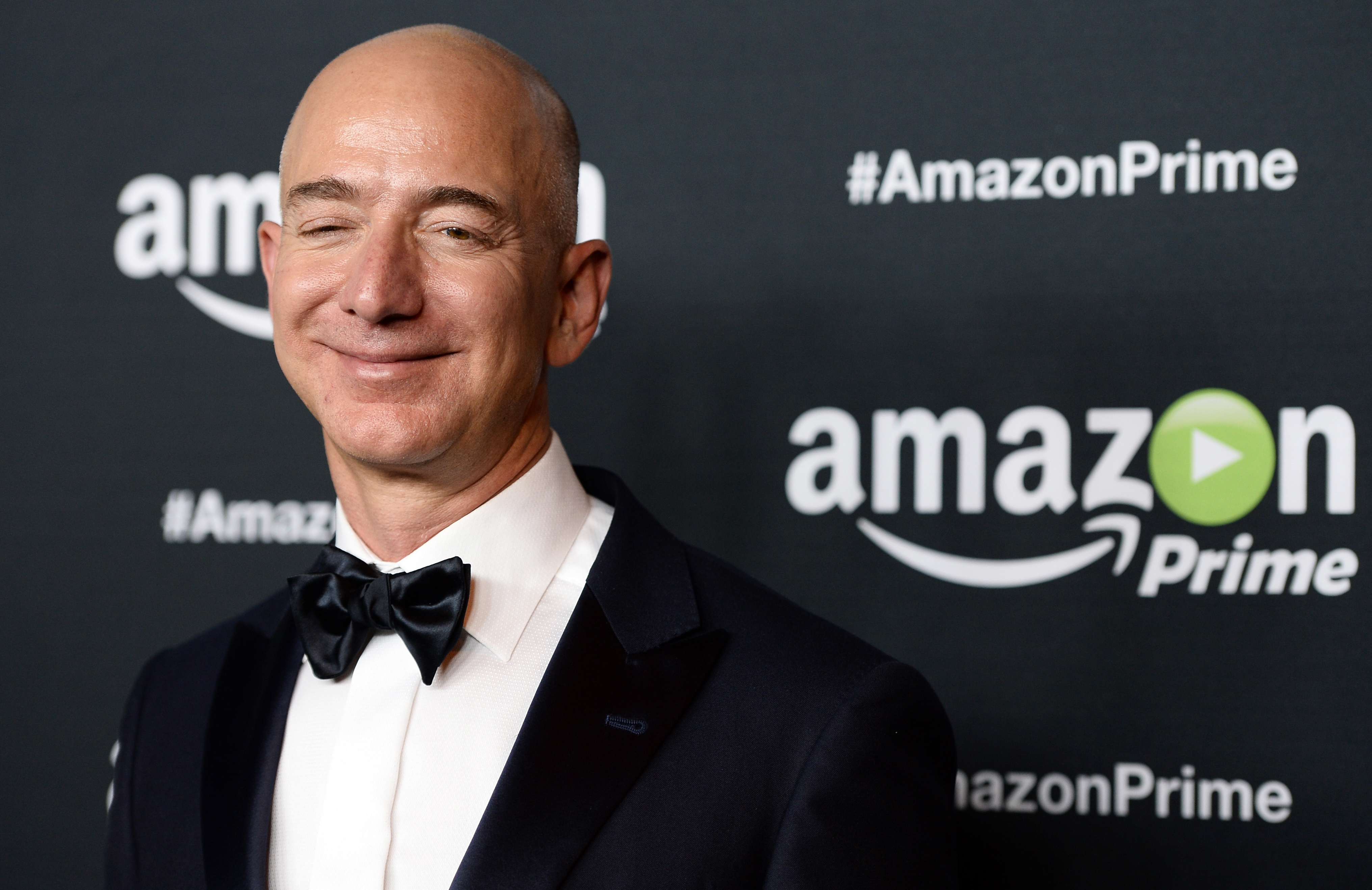 Jeff Bezos | ©Amanda Edwards/WireImage