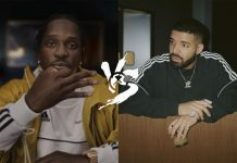 Drake vs Pusha T