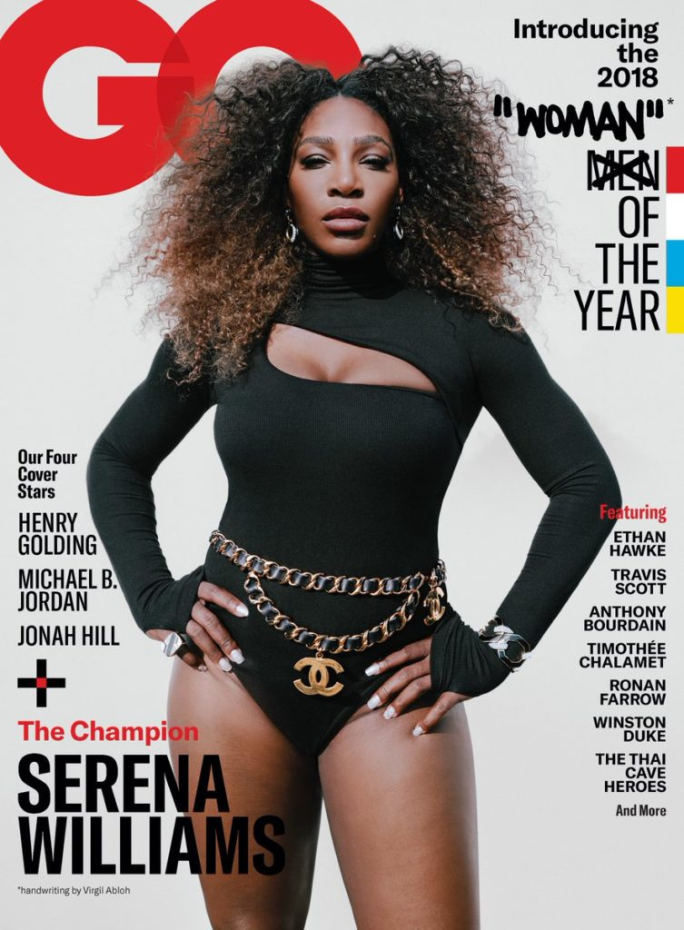 Serena Williams - GQ
