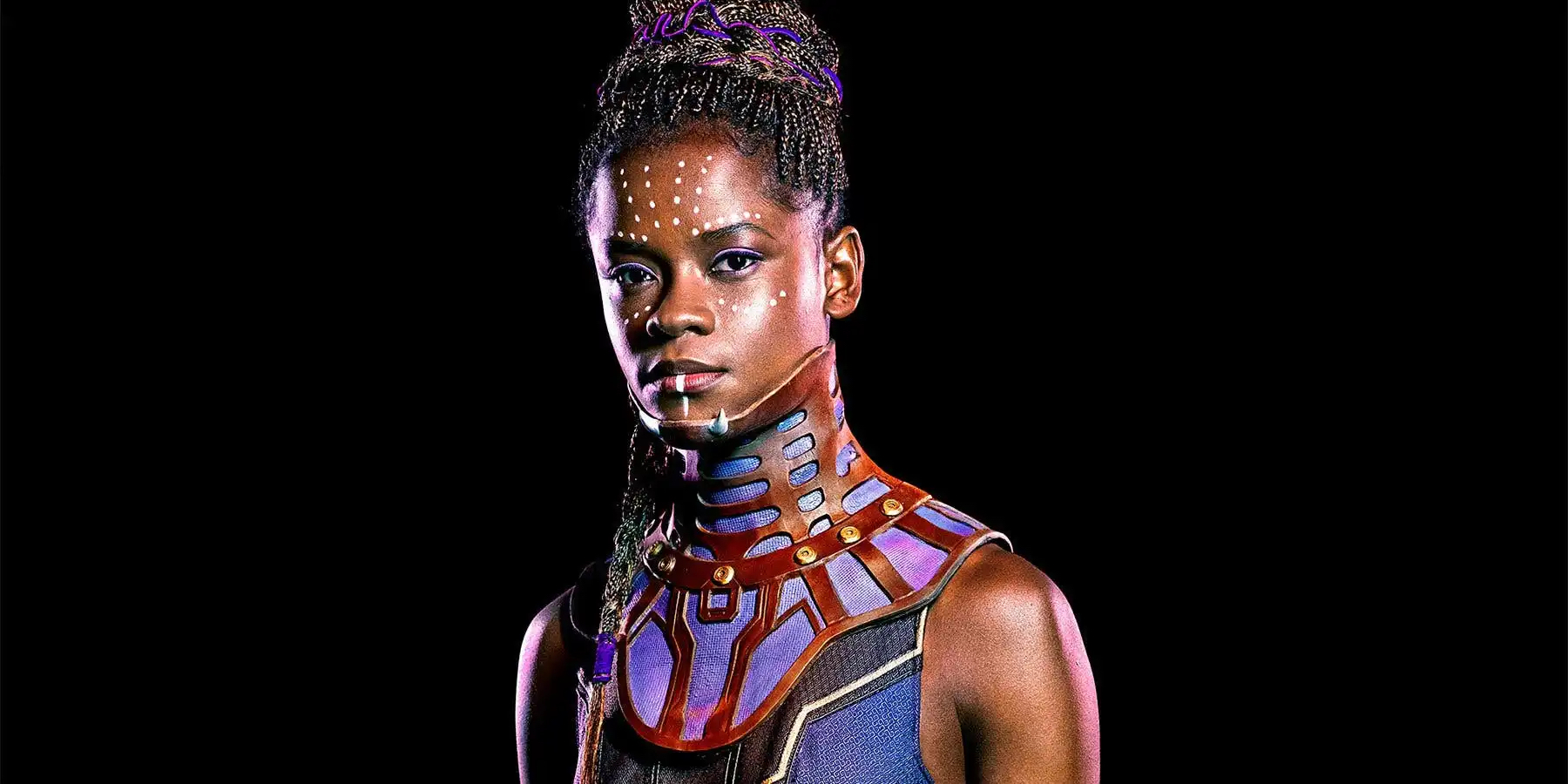 Shuri - Letitia Wright - Black Panther | DR