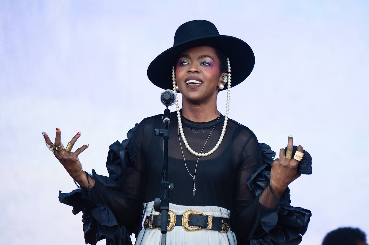 Lauryn Hill | ©Harry Durrant/Getty Images